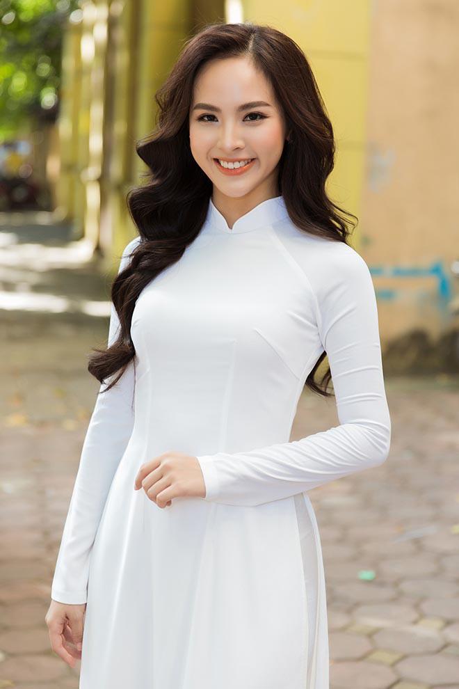 BTV xinh đẹp, tài năng của VTV bất ngờ dự thi Hoa hậu sắc đẹp quốc tế 2020 - ảnh 1