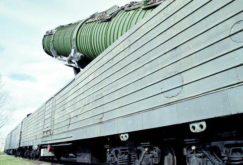 """Bí ẩn """"Đoàn tàu hạt nhân"""" Nga, nỗi sợ hãi của Hoa Kỳ - Ảnh 2."""