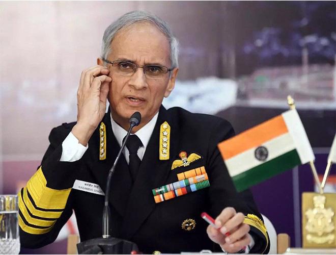 Đô đốc Hải quân Ấn Độ lý giải việc điều tàu chiến xua đuổi tàu khảo sát Trung Quốc - Ảnh 1.