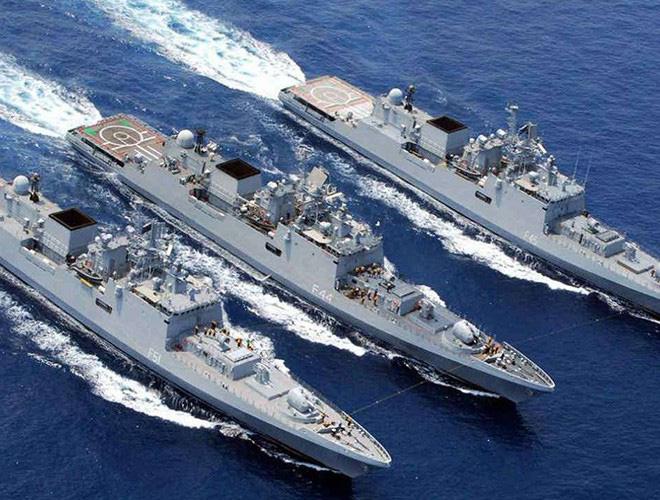 Đô đốc Hải quân Ấn Độ lý giải việc điều tàu chiến xua đuổi tàu khảo sát Trung Quốc - Ảnh 10.