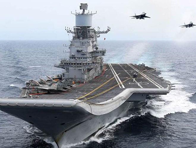 Đô đốc Hải quân Ấn Độ lý giải việc điều tàu chiến xua đuổi tàu khảo sát Trung Quốc - Ảnh 11.