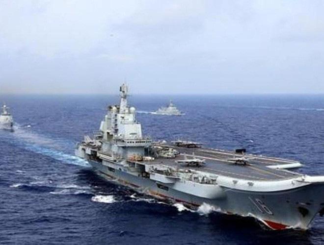 Đô đốc Hải quân Ấn Độ lý giải việc điều tàu chiến xua đuổi tàu khảo sát Trung Quốc - Ảnh 14.