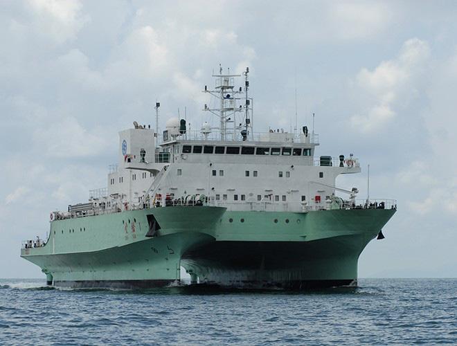 Đô đốc Hải quân Ấn Độ lý giải việc điều tàu chiến xua đuổi tàu khảo sát Trung Quốc - Ảnh 2.