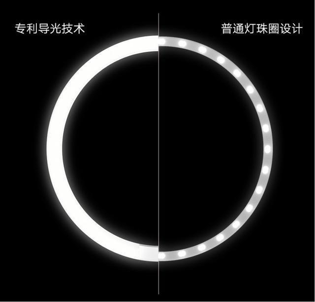 Xiaomi ra mắt gương trang điểm tích hợp đèn LED, cổng USB-C - Ảnh 4.