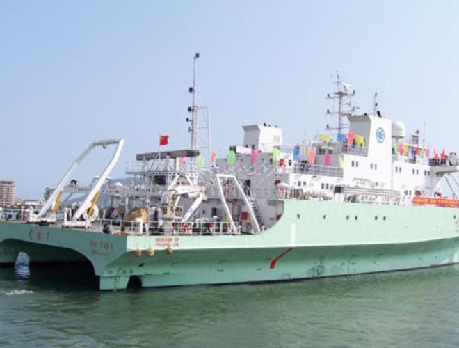 Đô đốc Hải quân Ấn Độ lý giải việc điều tàu chiến xua đuổi tàu khảo sát Trung Quốc - Ảnh 3.