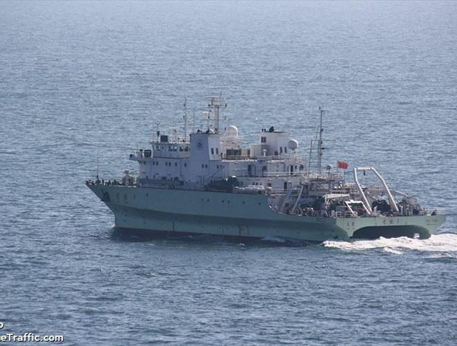 Đô đốc Hải quân Ấn Độ lý giải việc điều tàu chiến xua đuổi tàu khảo sát Trung Quốc - Ảnh 4.