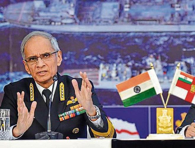 Đô đốc Hải quân Ấn Độ lý giải việc điều tàu chiến xua đuổi tàu khảo sát Trung Quốc - Ảnh 6.