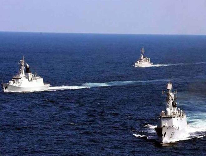 Đô đốc Hải quân Ấn Độ lý giải việc điều tàu chiến xua đuổi tàu khảo sát Trung Quốc - Ảnh 8.