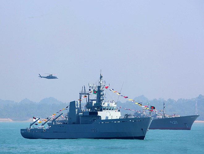 Đô đốc Hải quân Ấn Độ lý giải việc điều tàu chiến xua đuổi tàu khảo sát Trung Quốc - Ảnh 9.