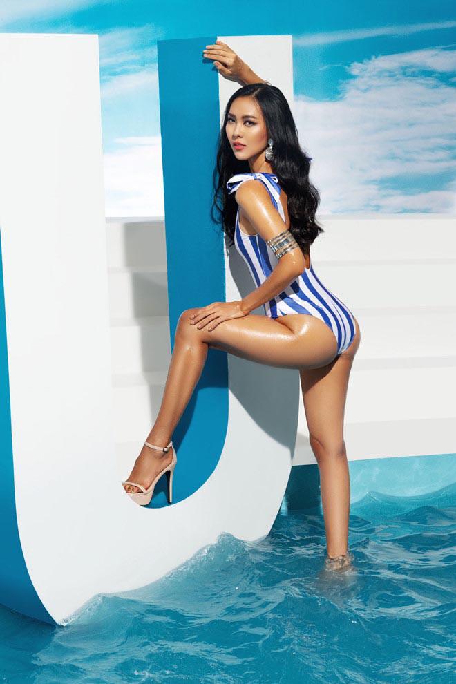 Người đẹp có tên rất nổi âm thầm bỏ thi Hoa hậu Hoàn vũ Việt Nam 2019 - Ảnh 6.