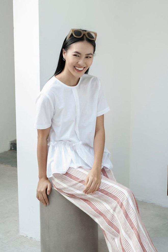 Người đẹp có tên rất nổi âm thầm bỏ thi Hoa hậu Hoàn vũ Việt Nam 2019 - Ảnh 8.