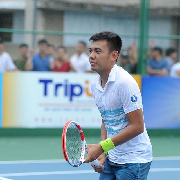 Bạn gái xinh đẹp của hot boy quần vợt Lý Hoàng Nam: Cao 1m72, thần thái không chê vào đâu được - ảnh 1
