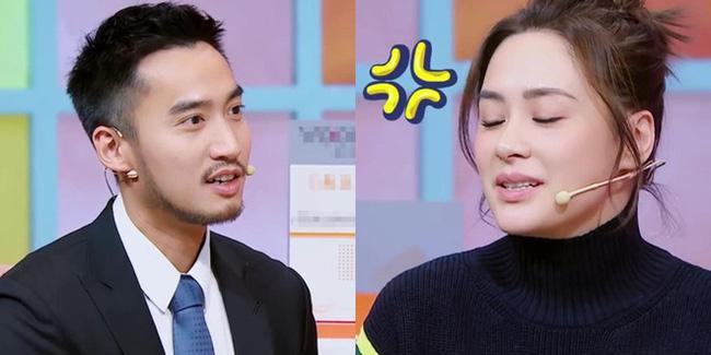 Vướng tin đồn ăn chơi trác táng cặp kè hot girl, chồng Chung Hân Đồng lên show kể không đủ tiền mua nhẫn cưới - ảnh 1