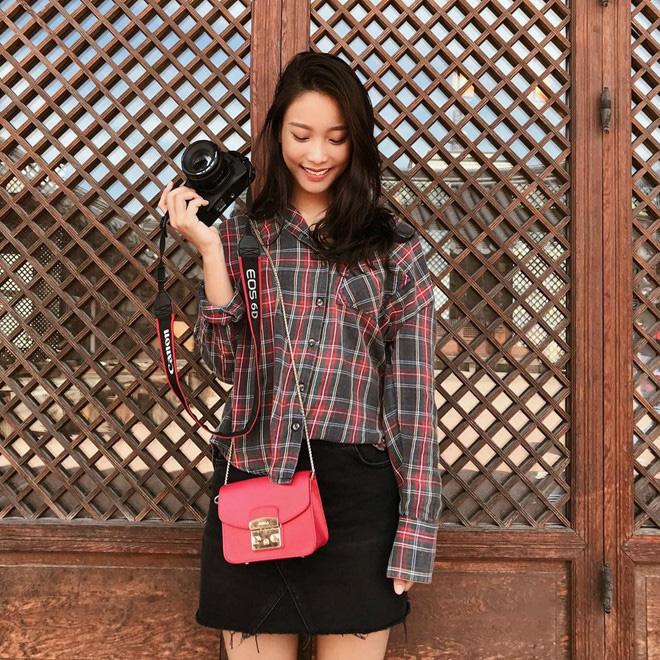 Bạn gái xinh đẹp của hot boy quần vợt Lý Hoàng Nam: Cao 1m72, thần thái không chê vào đâu được - ảnh 14