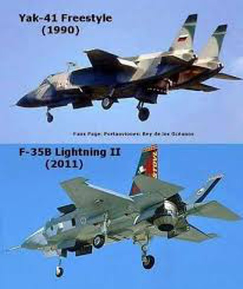 """Nga """"hồi sinh"""" máy bay chiến đấu Yak-141 có thể diệt gọn F-35B của Mỹ? - ảnh 3"""