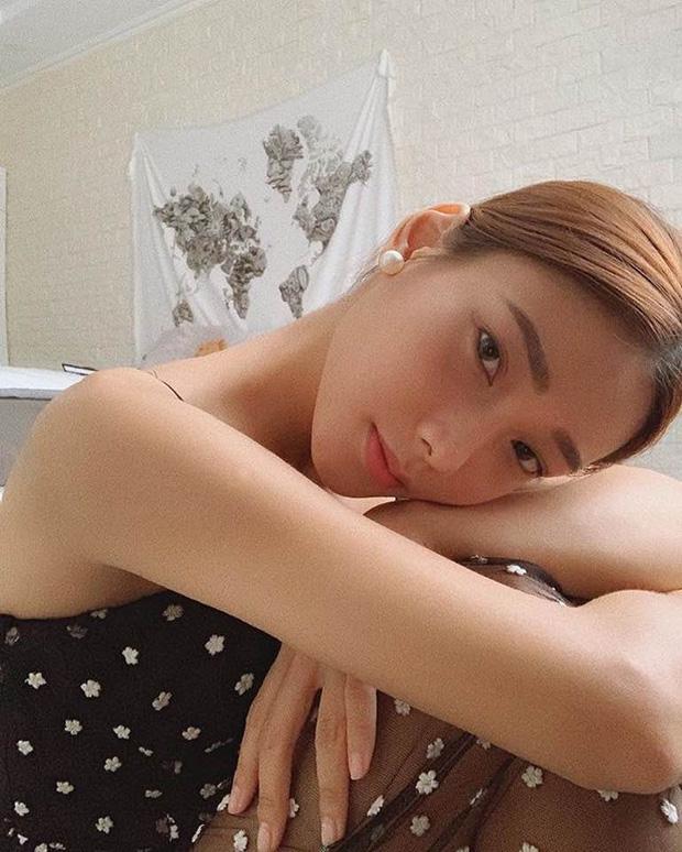Bạn gái xinh đẹp của hot boy quần vợt Lý Hoàng Nam: Cao 1m72, thần thái không chê vào đâu được - ảnh 9