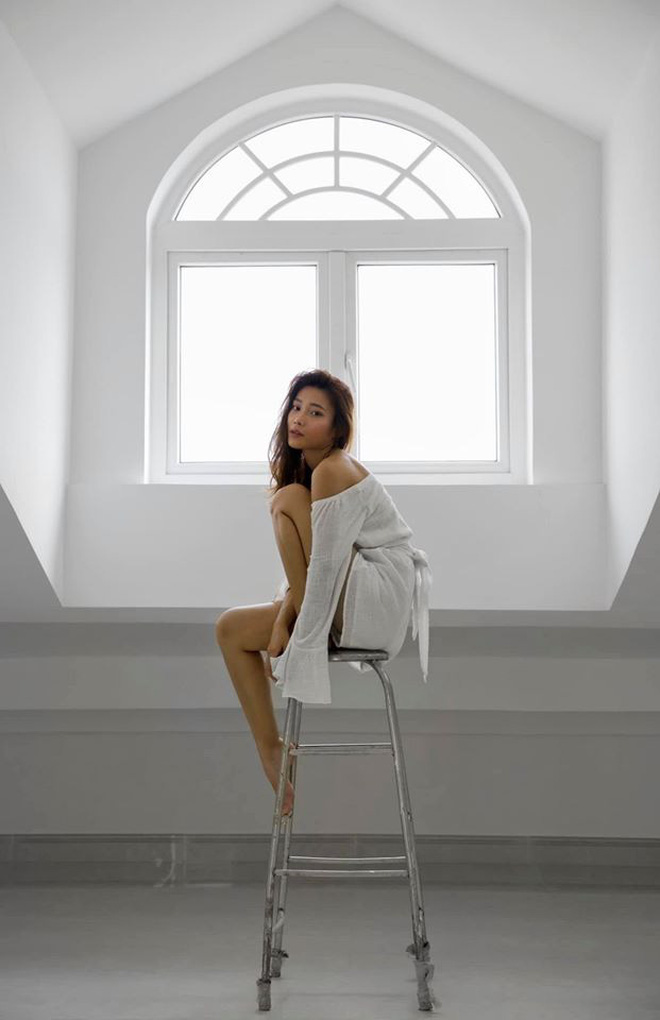 Bạn gái xinh đẹp của hot boy quần vợt Lý Hoàng Nam: Cao 1m72, thần thái không chê vào đâu được - ảnh 10