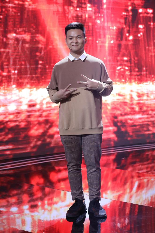 Chàng trai 19 tuổi có trí nhớ đỉnh cao trong Siêu trí tuệ Việt Nam: Ngoài đời mình khá đãng trí - Ảnh 3.