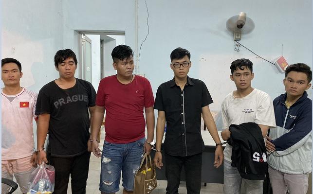 Bắt băng nhóm giả Cảnh sát hình sự gây ra hơn 20 vụ cướp tài sản ở vùng ven Sài Gòn