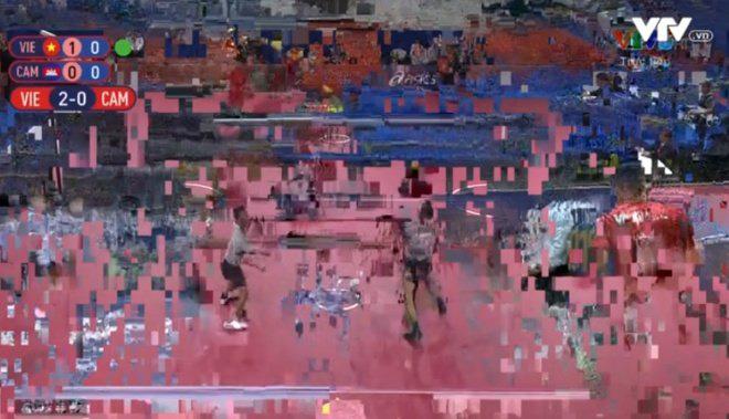 Người hâm mộ ngán ngẩm chất lượng truyền hình tại SEA Games 30 - Ảnh 1.