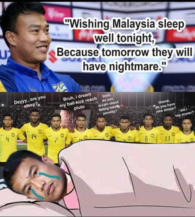 Cái tên đen đủi nhất Thái Lan: Hết bị Malaysia chế giễu lại biếu penalty cho Việt Nam - Ảnh 2.