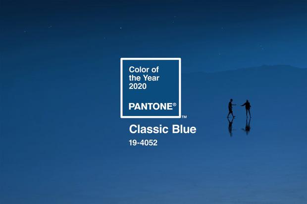 Trở lại với giá trị xưa cũ: Lam cổ điển - Classic Blue chính thức là màu sắc của năm 2020 - Ảnh 1.