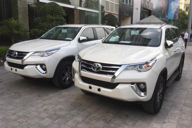 Các hãng xe đua xả hàng tồn, giảm giá mạnh cả hàng hot lẫn ế ẩm cho người Việt sắm xe chơi Tết - Ảnh 1.