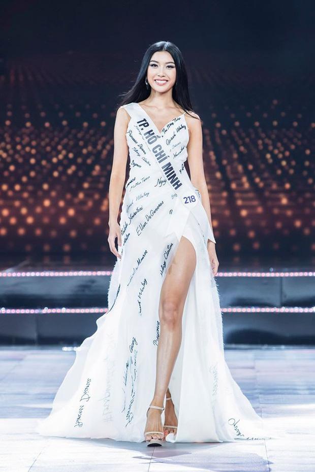 Trước thềm chung kết, Miss Universe Việt công bố top 5 được yêu thích nhất: Thuý Vân, Tường Linh bỗng mất hút? - Ảnh 2.