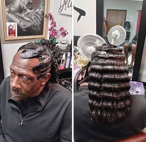 20 kiểu đầu độc dị chứng minh đừng ai dại mà làm phật lòng anh thợ cắt tóc những khi muốn thay đổi diện mạo mới - Ảnh 18.