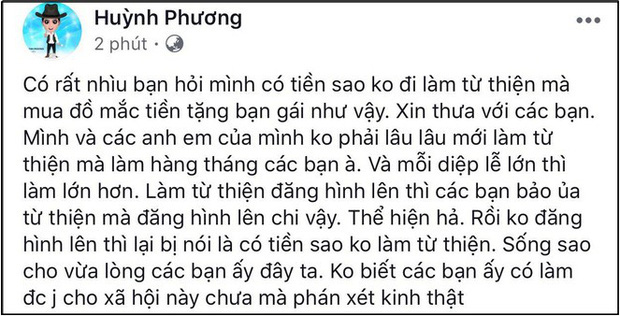"""Sao nam Vbiz ra mặt đối đáp antifan bảo vệ một nửa: Trấn Thành cực """"đanh thép"""" nhưng Rocker Nguyễn còn gắt hơn - Ảnh 3."""