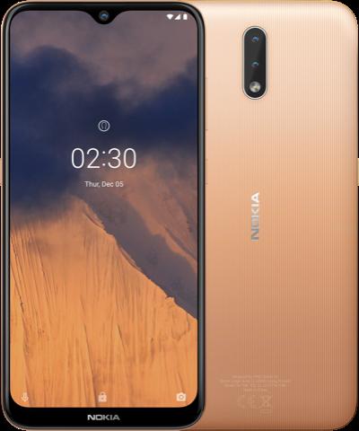 Nokia 2.3 ra mắt: Pin trâu, Android gốc, giá rẻ - Ảnh 2.