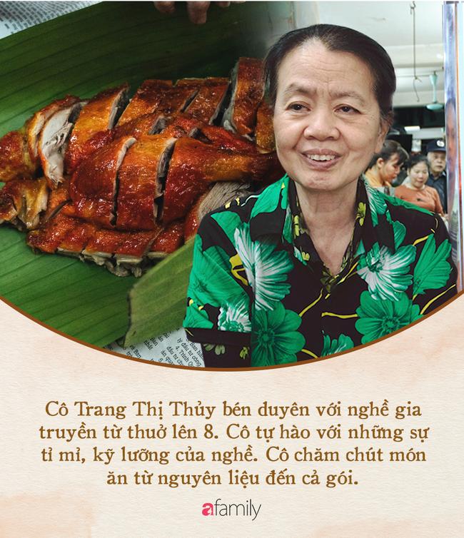 Bí mật thành công của hàng thịt quay lâu đời nhất Hà Nội, hơn 50 năm vẫn khiến khách xếp hàng dài như trẩy hội mỗi chiều - Ảnh 5.