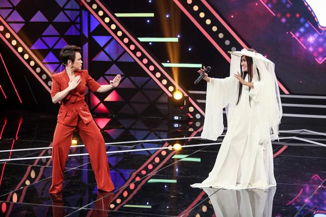 Sỹ Luân, Đức Trí tranh thủ kể xấu Phương Thanh trên sóng truyền hình - Ảnh 1.