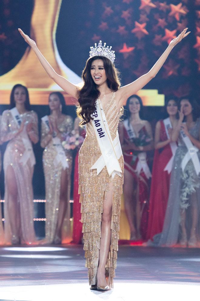 Nhan sắc thời chưa nổi tiếng của Hoa hậu Hoàn vũ Việt Nam Nguyễn Trần Khánh Vân - Ảnh 1.