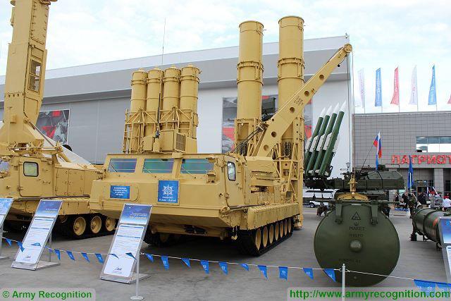 Nga lần đầu tiên đưa tên lửa S-300V4 tới sát biên giới với Trung Quốc - ảnh 1