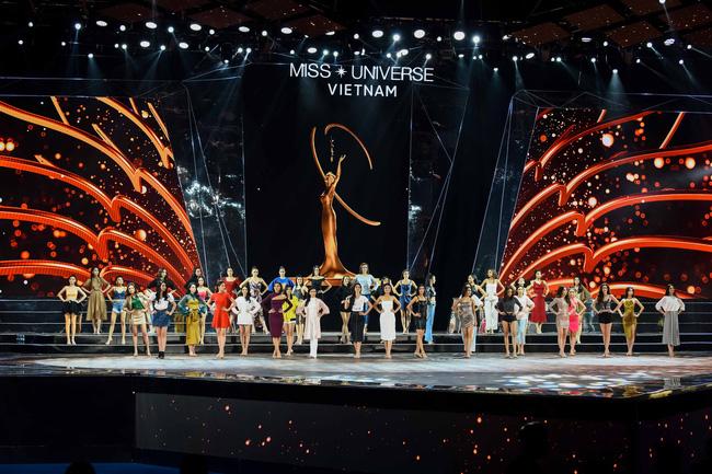Hé lộ màn trình diễn đêm chung kết Hoa hậu Hoàn vũ Việt Nam 2019 trước giờ G - ảnh 1