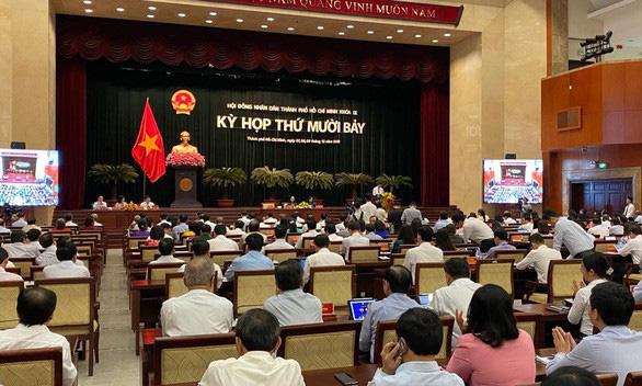 Tội tham nhũng, lợi dụng chức vụ ở TPHCM tăng 250% - Ảnh 1.