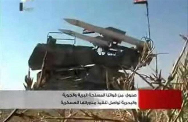 Hình ảnh sát thủ phòng không tầm trung Buk-M2E của Syria bị tấn công phá hủy - Ảnh 12.