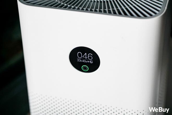 Đánh giá máy lọc không khí Xiaomi Air Purifier 3H: Hút gió khỏe, lọc bụi nhanh, giá tốt là điểm cộng lớn - Ảnh 7.