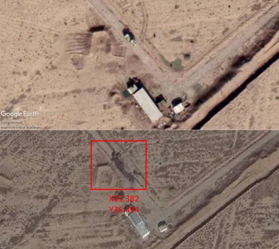 Hình ảnh sát thủ phòng không tầm trung Buk-M2E của Syria bị tấn công phá hủy - Ảnh 4.