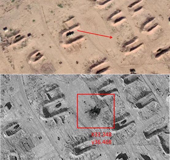 Hình ảnh sát thủ phòng không tầm trung Buk-M2E của Syria bị tấn công phá hủy - Ảnh 5.