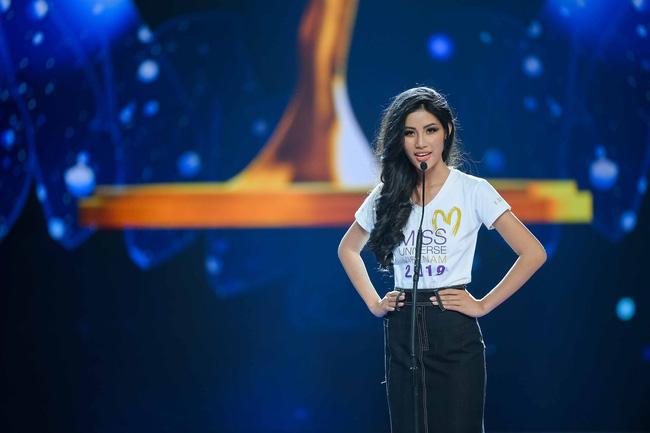 Hé lộ màn trình diễn đêm chung kết Hoa hậu Hoàn vũ Việt Nam 2019 trước giờ G - ảnh 8