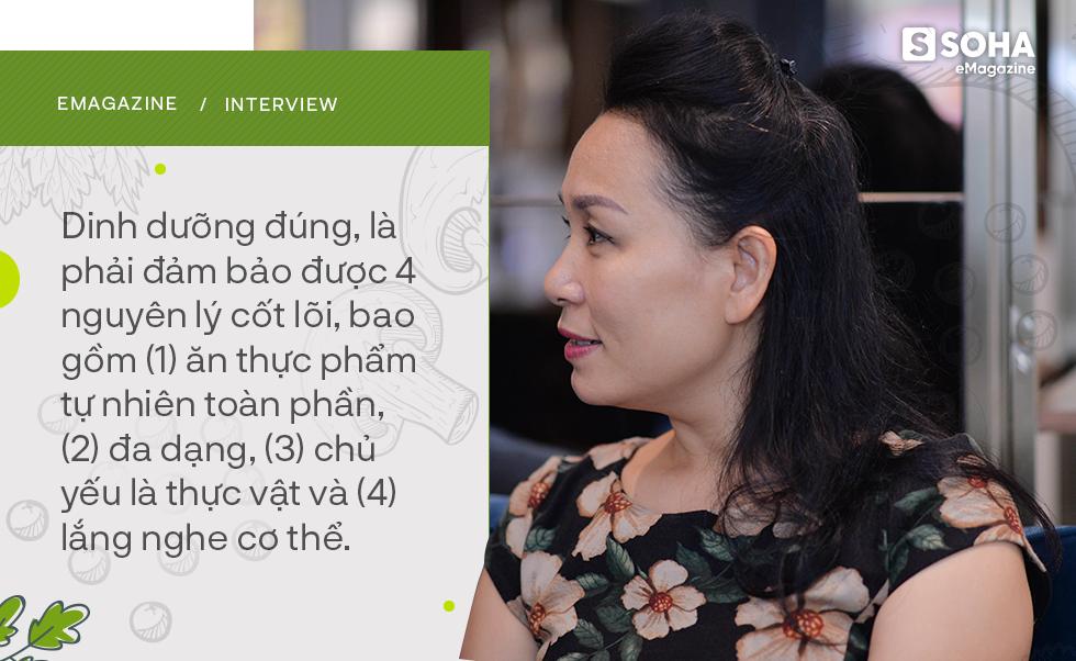 Đọc Bí kíp ăn uống của Trần Lan Hương, nhiều người Việt sẽ giật mình vì đang tàn phá sức khỏe - Ảnh 4.