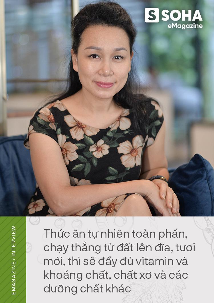 Đọc Bí kíp ăn uống của Trần Lan Hương, nhiều người Việt sẽ giật mình vì đang tàn phá sức khỏe - Ảnh 12.
