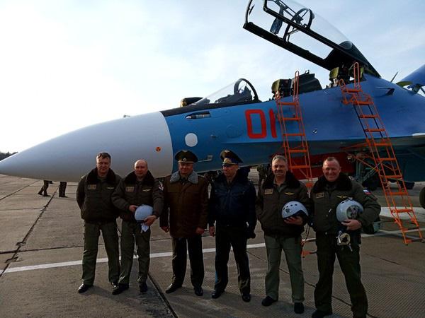 Bị Nga coi thường, Belarus lớn tiếng chê tiêm kích Su-30SM: Cơ hội lớn cho F-16 Mỹ? - Ảnh 1.