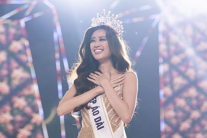 Nhan sắc thời chưa nổi tiếng của Hoa hậu Hoàn vũ Việt Nam Nguyễn Trần Khánh Vân - Ảnh 2.