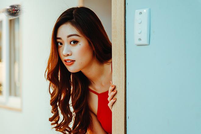 Nhan sắc thời chưa nổi tiếng của Hoa hậu Hoàn vũ Việt Nam Nguyễn Trần Khánh Vân - Ảnh 8.