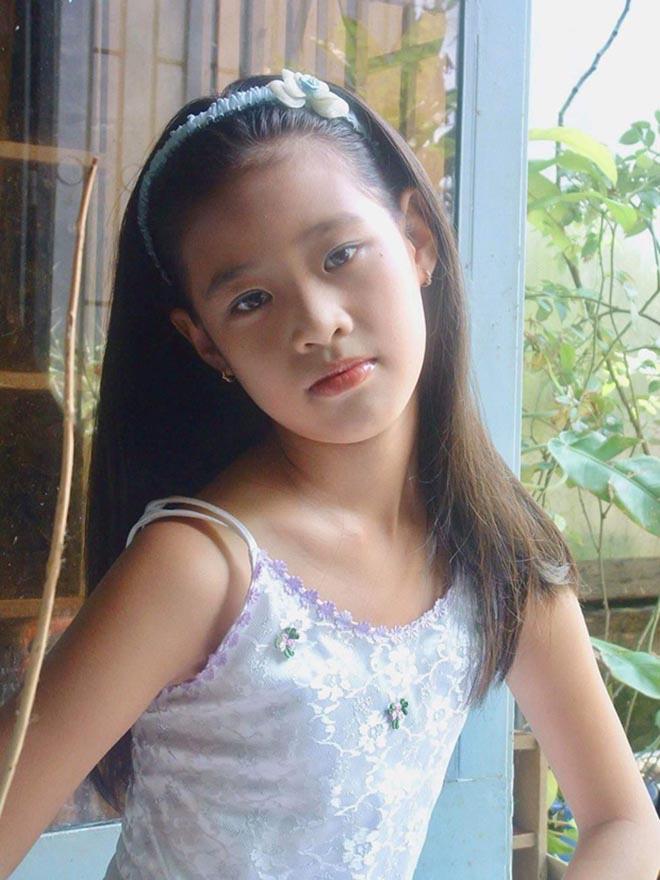 Nhan sắc thời chưa nổi tiếng của Hoa hậu Hoàn vũ Việt Nam Nguyễn Trần Khánh Vân - Ảnh 4.
