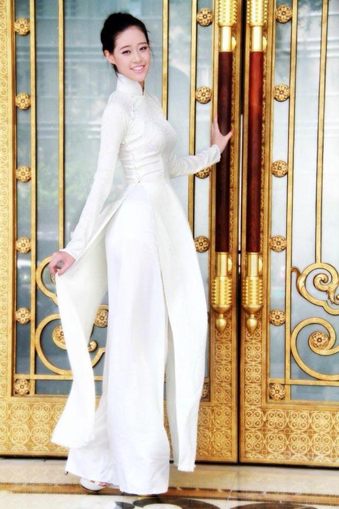 Nhan sắc thời chưa nổi tiếng của Hoa hậu Hoàn vũ Việt Nam Nguyễn Trần Khánh Vân - Ảnh 5.