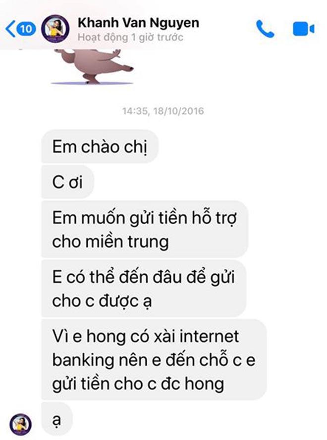 Nhiều sao Việt nói về con người thật của hoa hậu Nguyễn Trần Khánh Vân - Ảnh 4.